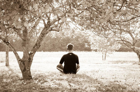 Meditating on a More Meaningful Life | Unplug | Scoop.it