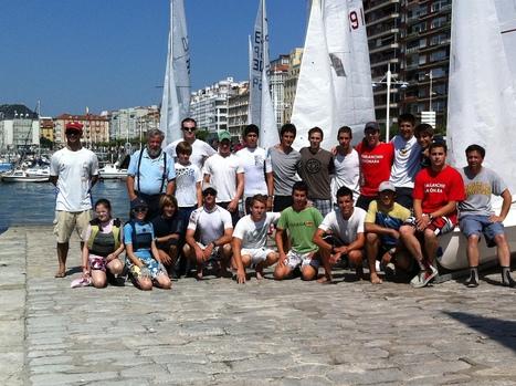 Cantabria Liberal - La vela cántabra en Gijón del 10 al 13 de julio y el Memorial Fermín Sanchez   MDV 2014   Scoop.it