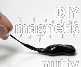 magnetic silly putty | Prácticas laboratorio | Scoop.it