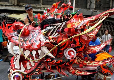 Capodanno Lunare Cinese 2012 | Foto dal Mondo | Scoop.it
