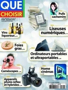 Que Choisir Mensuel N°509 | blablah | Scoop.it