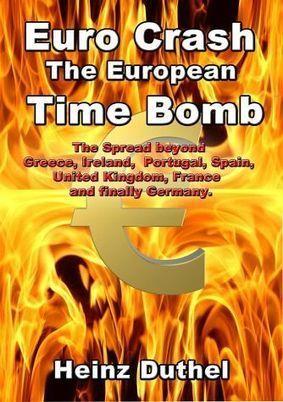 Euro Crash. The European Time Bomb. (eBook, ePUB) | Book Bestseller | Scoop.it