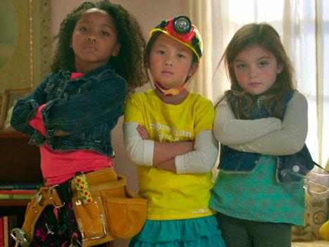 La feminista campaña de 'GoldieBlox', o cómo las niñas ya no juegan con muñecas | Early education | Scoop.it