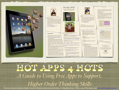 On Fire for Bloom's « techchef4u | iPads, MakerEd and More  in Education | Scoop.it
