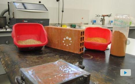 Un nouveau ciment plus écologique à partir de céramiques recyclées | Le flux d'Infogreen.lu | Scoop.it