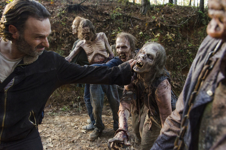 'The Walking Dead' Renewed For Season 8 By AMC | Sci-Fi Talk | Scoop.it