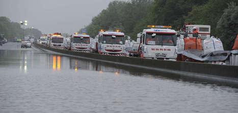 Autoroute A10 : la vérité sur les origines de l'inondation | Géographie : les dernières nouvelles de la toile. | Scoop.it