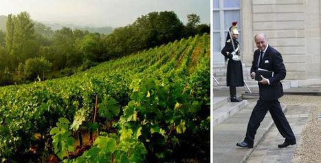 Pour Laurent Fabius développer l'oenotourisme est une priorité | Le vin quotidien | Scoop.it