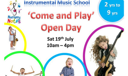 Give Your Children Music Classes in Early Age | Activities for Kids Adelaide | Scoop.it