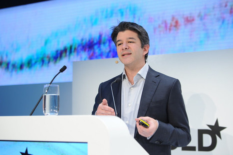 Let the healing begin: Uber CEO Travis Kalanick wants to create 50,000 jobs this year in the EU | I work on the Interwebs | Scoop.it