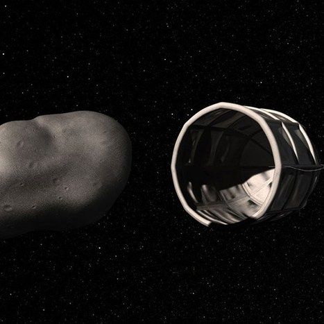 Nasa to be given £65 million to capture an asteroid (Wired UK) | Social Media Spoon | Scoop.it