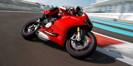"Ducati Named ""The Amelia's"" 2013 Honored Motorcycle Marque - Fourtitude.com 