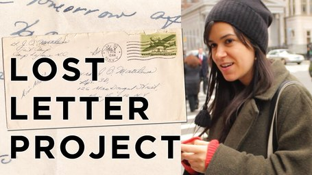 Lost Letter Project Aims to Find the Intended Recipient of Mail Delivered Nearly 70 Years Late | Mediawijsheid ed | Scoop.it