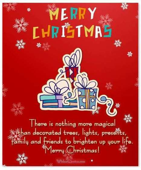 Christmas Wishes for Whatsapp | Whatsapp Christmas Wishes for Friends | Wallpapers | Scoop.it