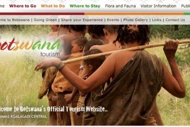 Appel au boycott du tourisme au Botswana | Shabba's news | Scoop.it