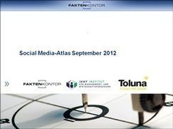 """Social Media-Atlas 2012"": So beeinflussen Facebook und Co. die Deutschen   MEDIACLUB   Scoop.it"