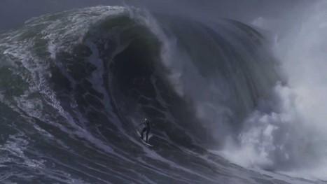 ▶ Mercedes-Benz TV: The Mercedes-Benz Surfboard for Garrett McNamara - YouTube | Heron | Scoop.it