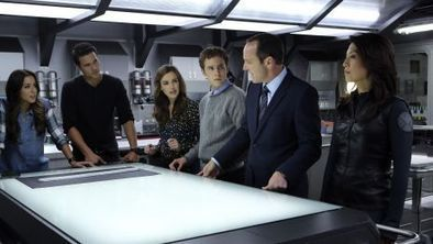 Own Marvel's Agents of S.H.I.E.L.D. - The Complete First Season on Blu-ray   Marvel and DC   Scoop.it