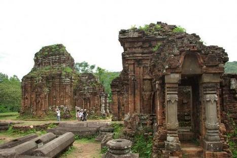 Secrets of My Son Sanctuary | Ancient South East Asia | Scoop.it