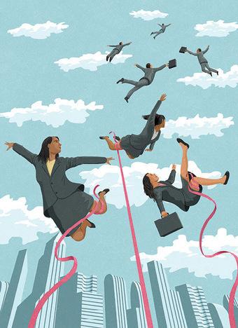 Straddling the Gender Pay Gap | Career Management | Scoop.it