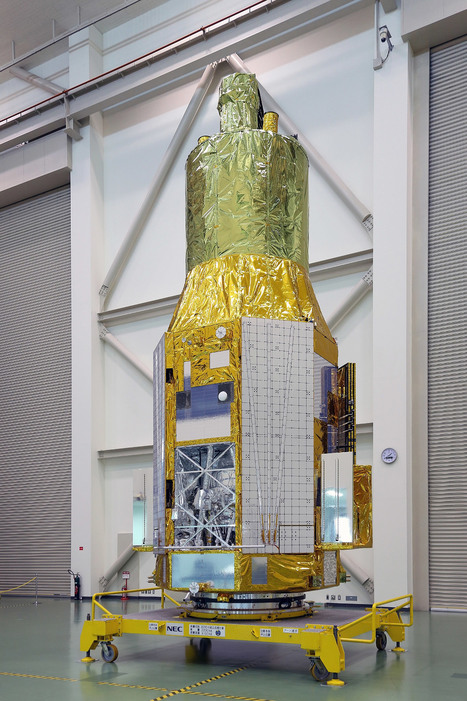 Japan's X-ray satellite Astro-H will soon blast off to space | Heron | Scoop.it