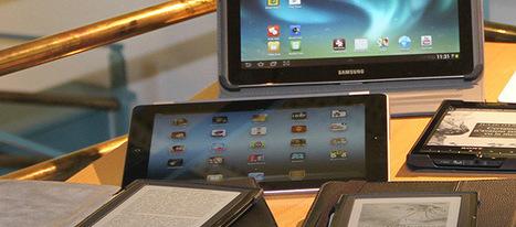 Tablettes, liseuses, ateliers numériques: les bibliothèques ariégeoises au rendez-vous des nouvelles technologies   Quelles conséquences le développement des nouvelles technologies ont sur les bibliothèques ?   Scoop.it