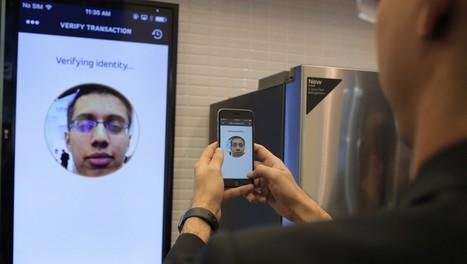 Mastercard ose le paiement mobile par selfie | Digital Banking | Scoop.it