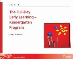 Passionately Curious: Learning in a Reggio Inspired Kindergarten Environment: The Purpose of Planning Time: How to Make the Day Seemless | Full Day Kindergarten and Early Learning | Scoop.it