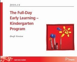 Passionately Curious: Learning in a Reggio Inspired Kindergarten Environment: The Purpose of Planning Time: How to Make the Day Seemless | FDK | Scoop.it
