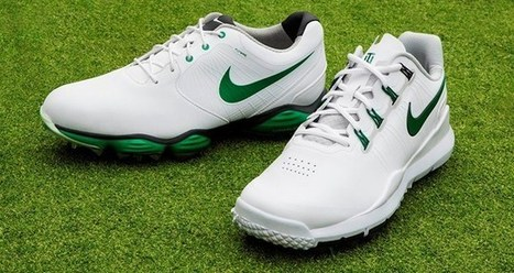 Nike Golf launches limited edition footwear | Promotional Advertising | Scoop.it