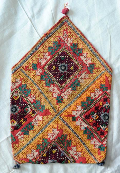 Sindhi Dowry Bag | Handicrafts | Scoop.it