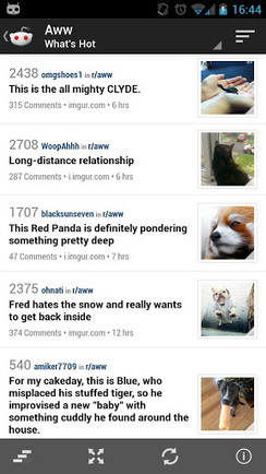 Reddit News v6.84 | ApkLife-Android Apps Games Themes | Android Applications And Games | Scoop.it