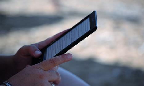 Narrativa, gratis y en ereader: así leemos libros electrónicos | Litteris | Scoop.it