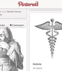 14 Ways Pinterest Can Improve Health and Medicine   healthcare technology   Scoop.it