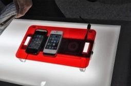 Langaton lataus i-laitteille | Tablet opetuksessa | Scoop.it