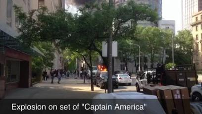 "Live blog: Day 3 of 'Captain America: The Winter Soldier' film shoot in Cleveland | Buffy Hamilton's Unquiet Commonplace ""Book"" 