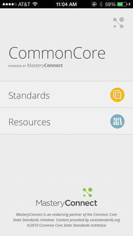 Common Core Standards | iPad use for aac and language learning | Scoop.it