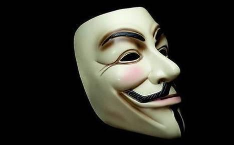 Anonymous : plongée dans un mouvement irrévérencieux et politique | Journalisme | Scoop.it