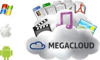 #MEGACLOUD #Cloudcomputing free online backup and storage #edtech20 #elearning | Aplicaciones y Herramientas . Software de Diseño | Scoop.it