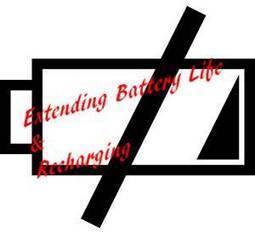Extending Mobile Device Battery Life And Recharging | Home & Garden | Scoop.it