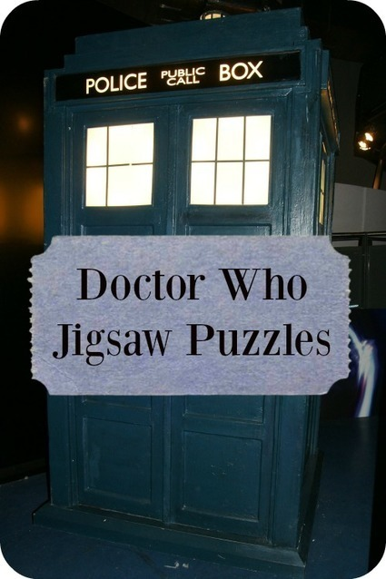 Doctor Who Jigsaw Puzzles - The Jigsaw Puzzle Store | Boutique Shops News! | Scoop.it