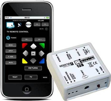 Demopad Software Brings IR Control to Your iPhone or iPad   Home Automation   Scoop.it