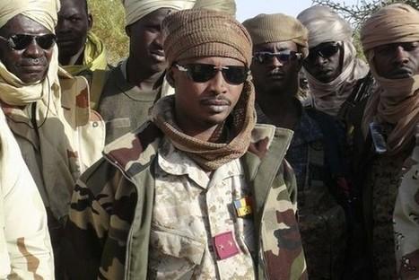 Le Tchad : Le nouveau gendarme du Sahel : La géostratégie est en ...   Afrique: politique et stratégie   Scoop.it