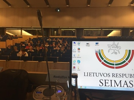 Lithuanian Terminology Forum (LTE) in Vilnius - | terminology and translation | Scoop.it