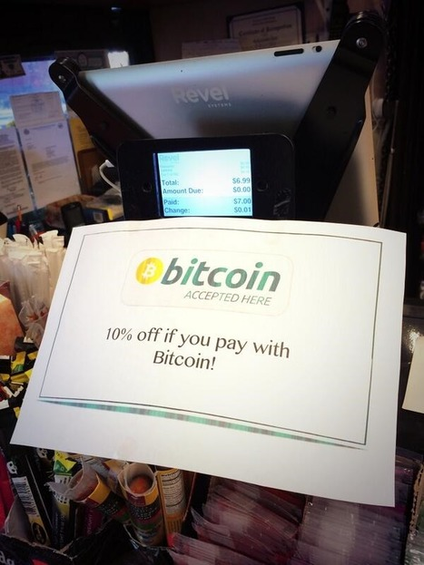 A Brooklyn Bodega Owner Told Us Why All Merchants Should Start Accepting Bitcoin | Business Insider | Bitcoin Merchants | Scoop.it