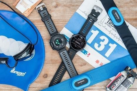 Garmin Forerunner 735XT In-Depth Review | Sports Activities | Scoop.it