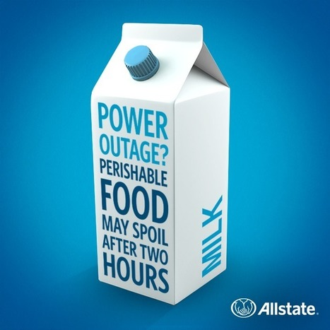 Food Safety Tips During a Power Outage | Your Appliance Tips | Scoop.it