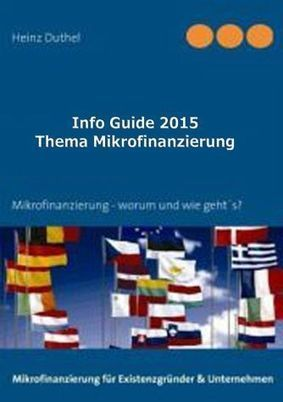 Info Guide Thema Mikrofinanzierung (eBook, ePUB) | Book Bestseller | Scoop.it