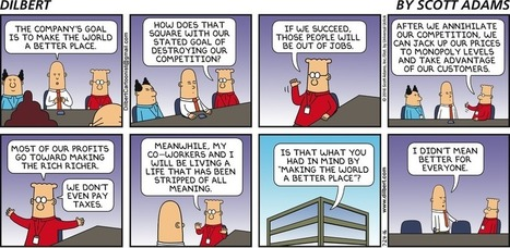 Dilbert Comic Strip on 2016-07-24 | Dilbert by Scott Adams | Tudo o resto | Scoop.it