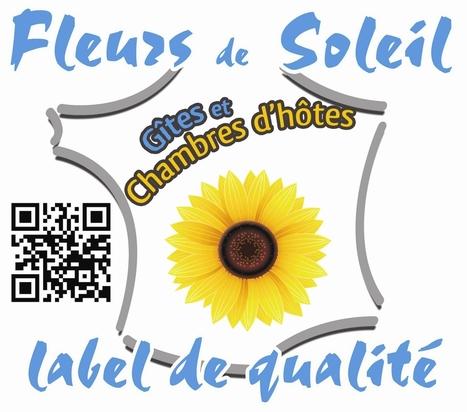 Veille info tourisme - Le Label de Qualité FLEURS DE SOLEIL s'ouvre aux gîtes | L'info touristique pour le Grand Evreux | Scoop.it